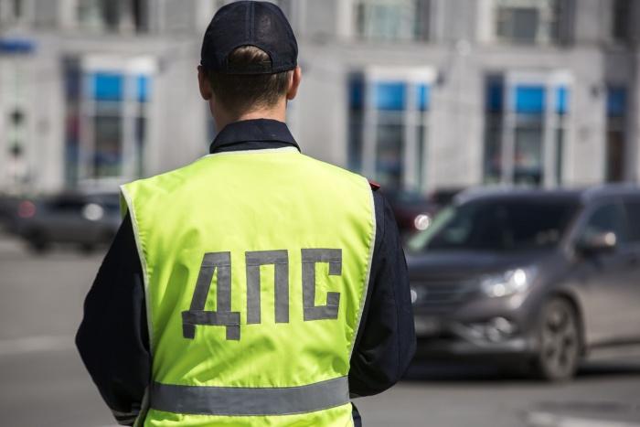 ГИБДД просит новосибирцев не уезжать с мест аварий
