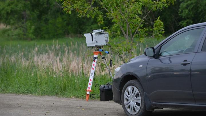 Депутаты посоветовали правительству сохранить нештрафуемый порог превышения скорости в 20 км/ч