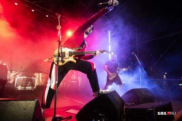 Первый концерт Noize MC в Ростове прошел 14 лет назад
