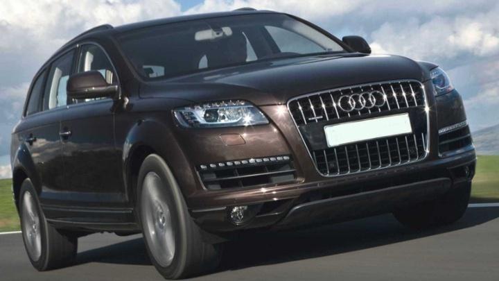 Назван самый продаваемый в Красноярске автомобиль премиум-класса