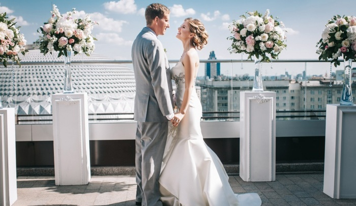 Свадьба в центре: как пожениться напротив Оперного