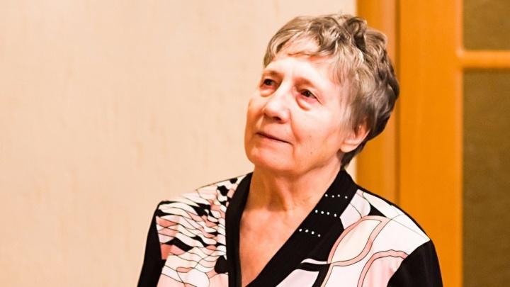 Ушла из гостей и пропала: в Екатеринбурге ищут пенсионерку из Верхней Пышмы