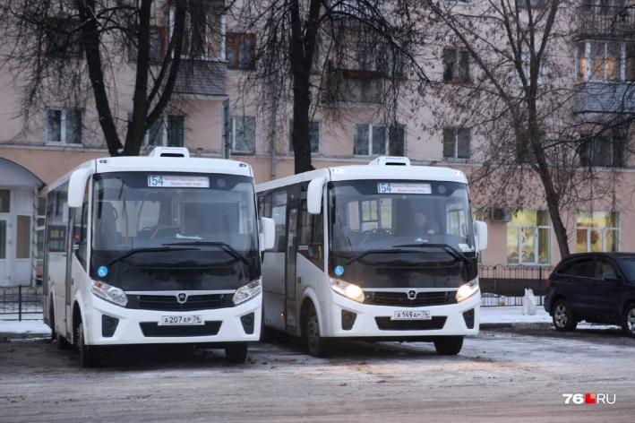 Новые перевозчики вышли на маршруты с 1 января в тестовом режиме