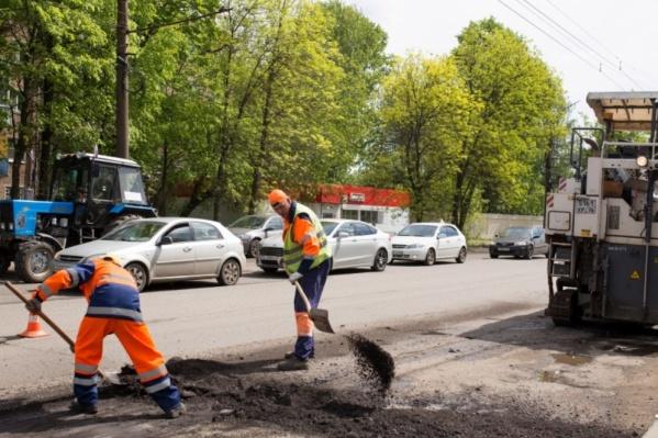 Прокуратура считает, что сроки ремонта дорог будут сорваны