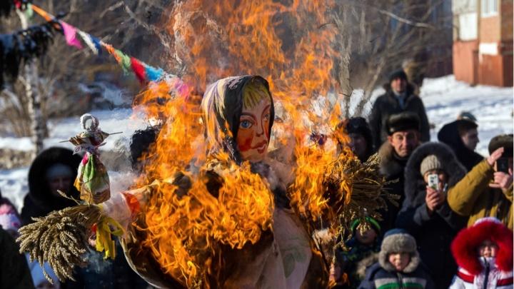 8 Марта,«Капитан Марвел» и Масленица в Омске: планируем праздничные выходные