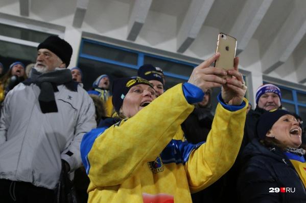 Одним из главных событий выходных станет мировой юношеский хоккей в Архангельске