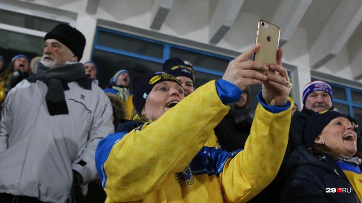 Хоккей, «Чиж и Co», хиты «Смысловых галлюцинаций»: как провести выходные в Архангельске