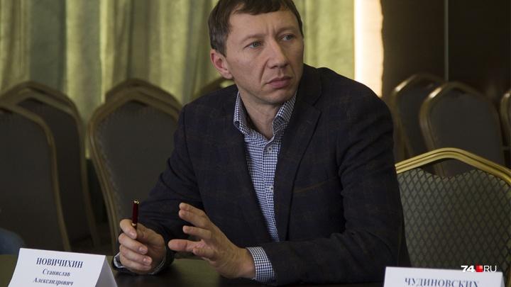 ФСБ обыскивает офис депутата и владельца транспортной корпорации в Челябинске