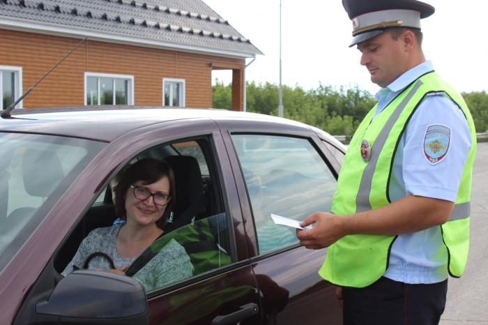 За один день ГИБДД попались 180 нарушивших дорожные правила кузбассовцев (фото)