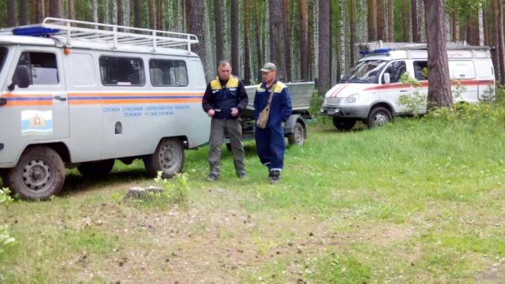 Водолазы спустятся в болото, чтобы найти 4-летнего Диму, потерявшегося в лесу возле посёлка Рефтинский