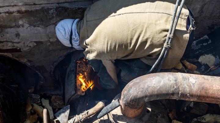 Батареи успели остыть: в центре Волгограда без тепла остались девять домов