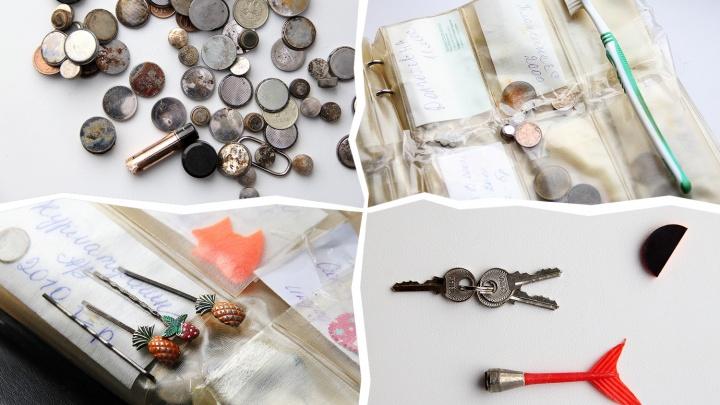 «Внутреннее расследование»: челябинские хирурги собрали коллекцию предметов, найденных в пациентах