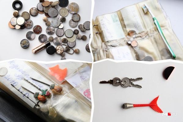 Челябинцы глотают не только мелкие монеты и батарейки, но предметы покрупнее