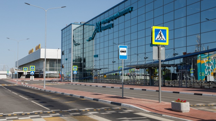 Волгоградцы из-за мундиаля снова пролетели с телетрапами в аэропорту
