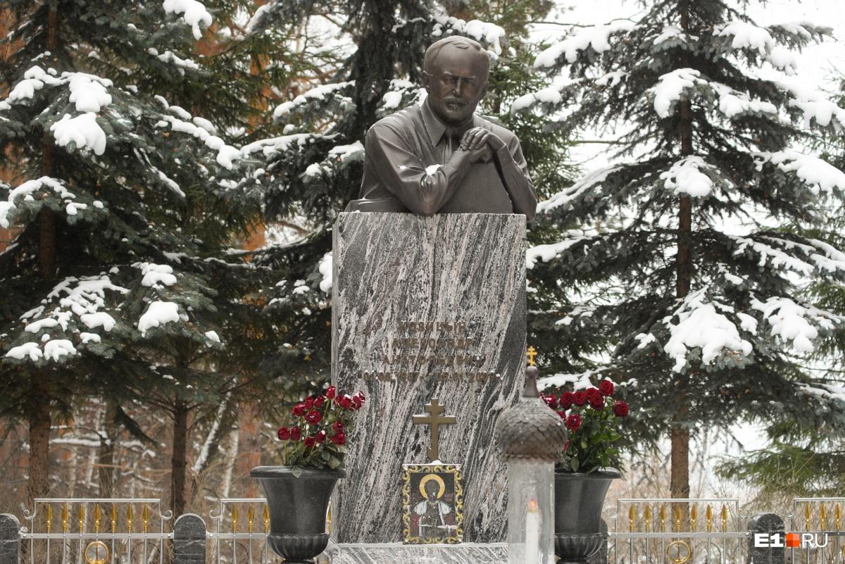 Александр Козицын погиб в 2009 году в ДТП