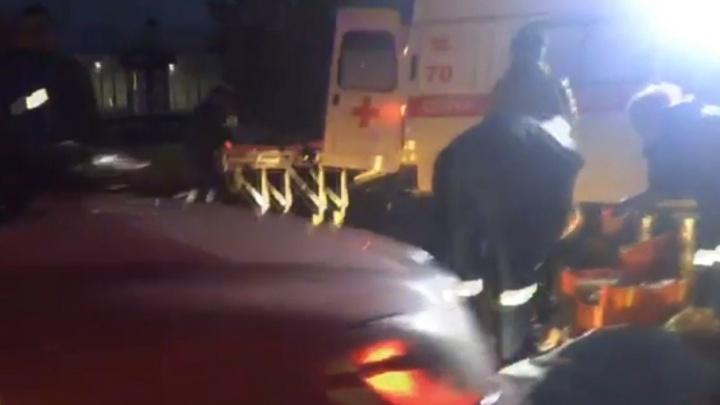 В Уфе «Тойота» насмерть сбила 18-летнюю девушку