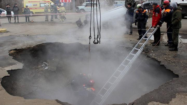 Уфимскую компанию проверили на причастность к гибели жителей Пензы в яме с кипятком