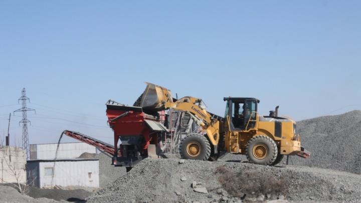 В Курганской области рабочие сутками трудились на карьере и не проходили медосмотр