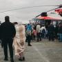 Очереди, промозглый ветер и виражи авиаторов: авиашоу в Плеханово в 15 кадрах