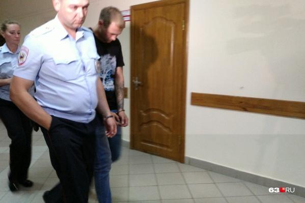 На время следствия мужчину заключили под стражу