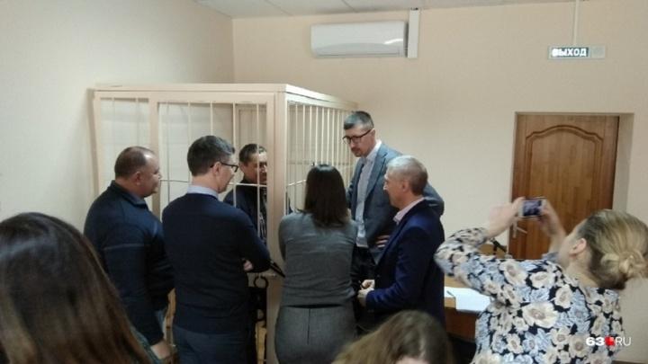 Бывший топ-менеджер «Прогресса» останется под арестом до Дня космонавтики