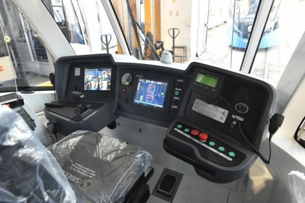 Решение о покупке конкретного трамвая еще не принято