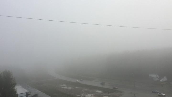 Два самолёта после отказа от приземления в Челябинске из-за тумана отправили в аэропорт Уфы