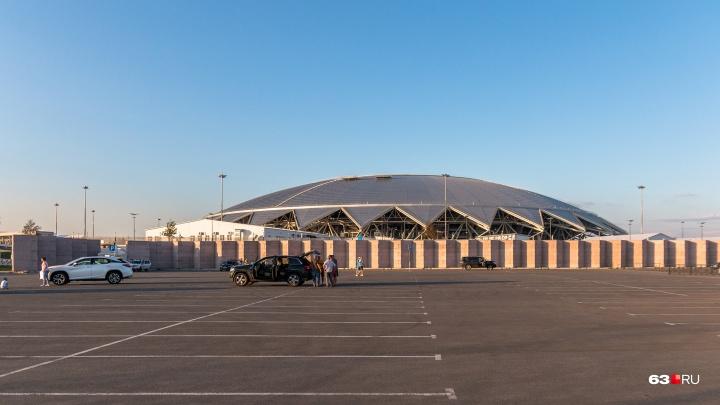 На стадион «Самара Арена» добавили еще миллиардов