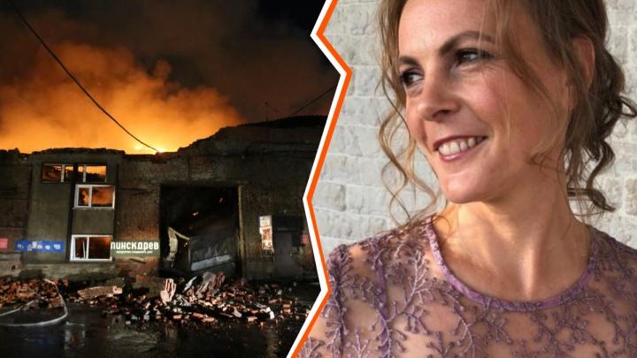 Родные женщины, погибшей в сильном пожаре на Королева: «Уже месяц не можем похоронить — не отдают тело»