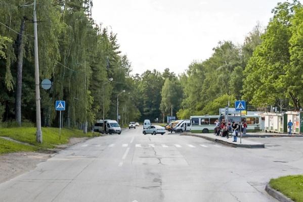 Парковку запретят для удобства пассажиров общественного транспорта