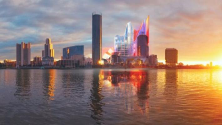 В УГМК рассказали, когда начнут строить новую очередь «Екатеринбург-Сити»