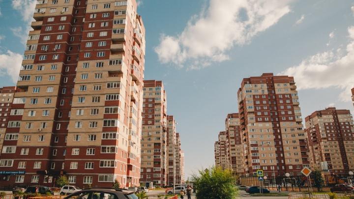 Страшный сон таксистов и синдром Жени Лукашина: изучаем район одинаковых высоток Суходолье