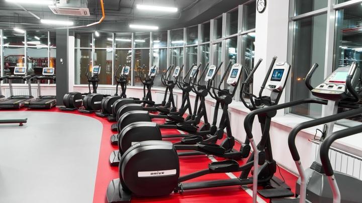 Место фитнес-центра «Колизей» займет клуб федеральной сети Drive Fitness