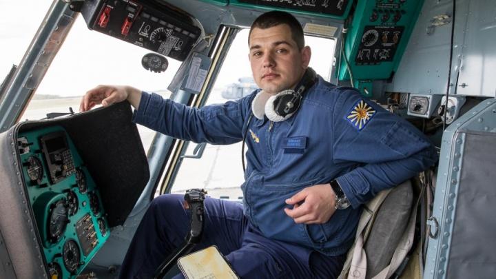 Ближе к космосу: отряд военных спасателей в Южноуральске пополнили молодые офицеры