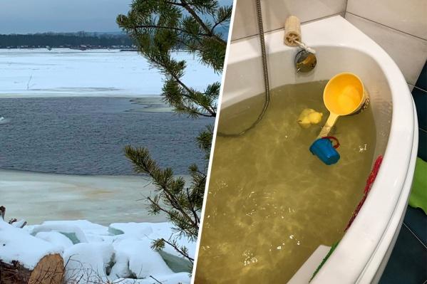 Воду самарцам подают из Волги — после очистки на НФС