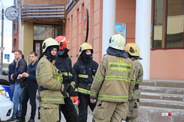 16 мая 2019 года из-за звонка о готовящихся взрывахв Архангельске эвакуировали посетителей и сотрудников нескольких торговых центров и аэропорта
