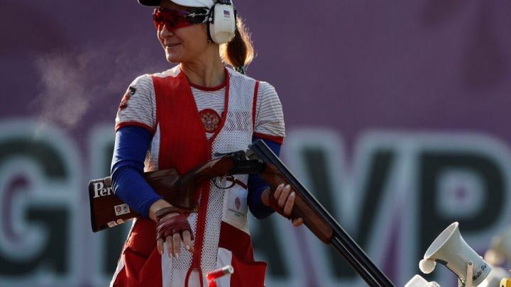 Девушка-стрелок из Новосибирска привезла с чемпионата мира две медали