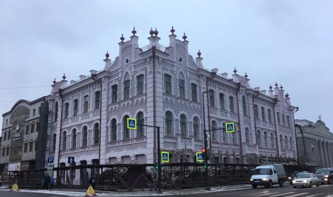 Здание театра Пушкина в центре Красноярска отдают театру кукол