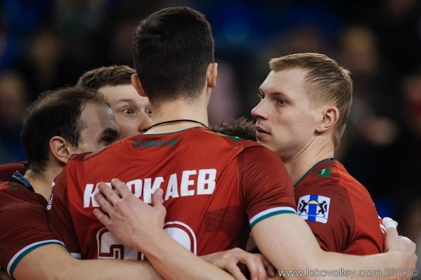 Это 13-я победа для новосибирского клуба