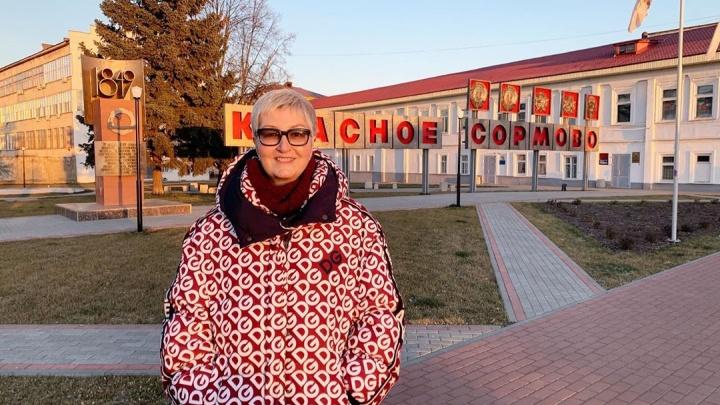 Ждем новый детектив? Писательница Татьяна Устинова побывала на «Красном Сормове»