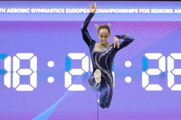 Татьяна Конакова уступила первое место лишь россиянке Екатерине Пыхтовой из Санкт-Петербурга