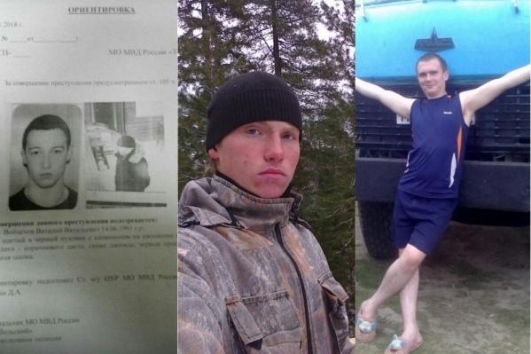 Виталий Войцехов, Анатолий Цинкалов и Сергей Никитюк