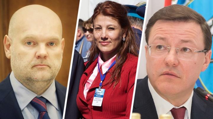 На губернатора Самарской области подали в суд