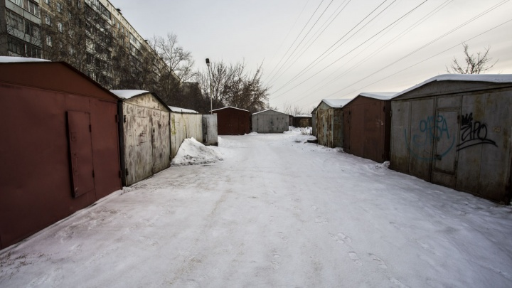 Мэрия сносит гаражи на Затулинке: на их месте построят дорогу
