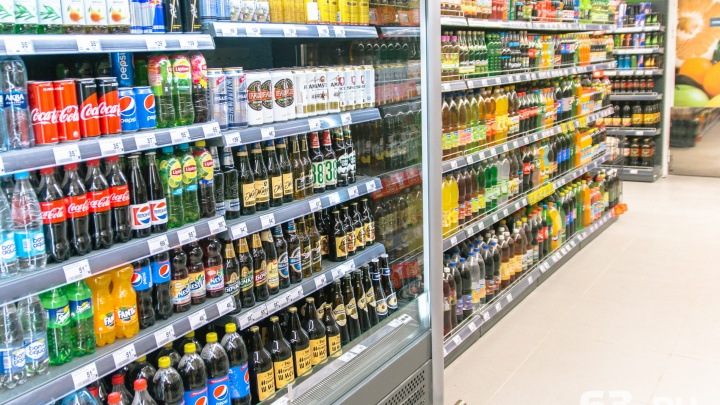 В Тольятти из-за проведения выпускных запретили торговать алкоголем