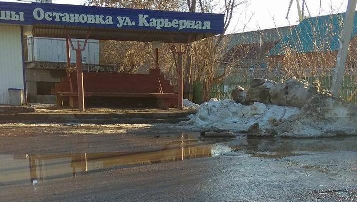 Коммунальщики справились с затоплением в Уфе