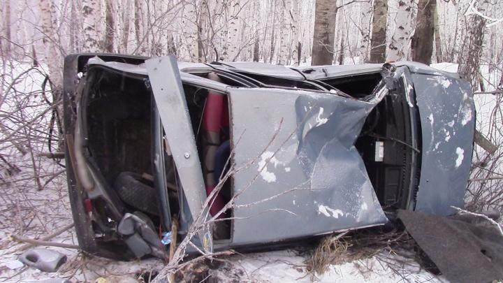 В Шумихинском районе в ДТП погиб 28-летний водитель