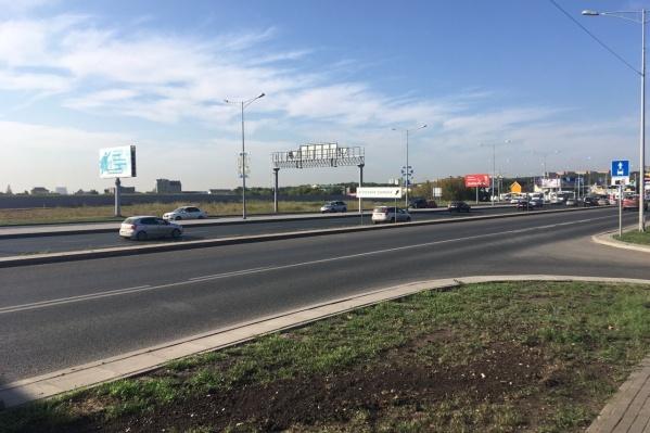 Движение между Волжским шоссе и улицей Дальней закроют на пять с половиной часов