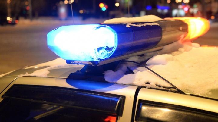 В Свердловской области школьник угнал автомобиль и совершил ДТП