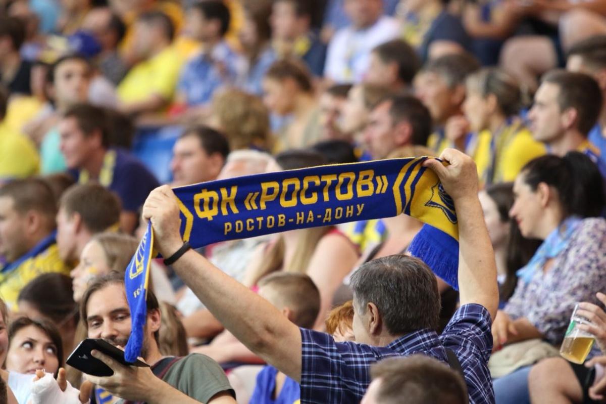 «Ростов» обыграл «Ахмат» впервом матче чемпионата РФ